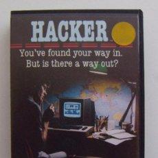 Videojuegos y Consolas: HACKER -COMMODORE 64. Lote 32511386