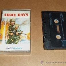Videojuegos y Consolas: ARMY DAYS PARA COMMODORE 64. Lote 33819490
