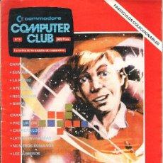 Videojuegos y Consolas: COMPUTER CLUB COMMODORE Nº 4. Lote 34632607