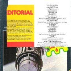 Videojuegos y Consolas: COMMODRE 64 - LENGUAJE MÁQUINA, REVISTA+CASSETTE. Lote 34641910