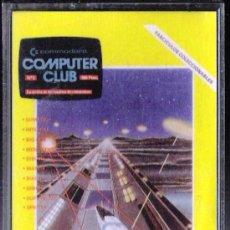 Videojuegos y Consolas: COMPUTER CLUB Nº 2 COMMODORE 64 CASSETE CON 10 PROGRAMAS. Lote 34642009