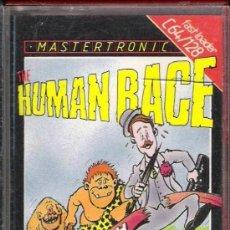 Videojuegos y Consolas: JUEGO COMMODRE 64/128: HUMAN RACE. Lote 34920281