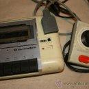 Videojuegos y Consolas: CASSETTE COMMODORE. Y MANDO. DESCONOZCO SI FUNCIONA.. Lote 35015739