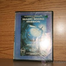 Videojuegos y Consolas: MAGIC MICRO MISSION. Lote 35771461