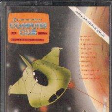 Videojuegos y Consolas: COMPUTER CLUB COMMODORE Nº 3 CASSETTE CON 10 PROGRAMAS. Lote 36950416