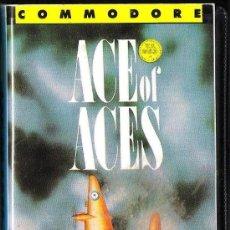 Videojuegos y Consolas: JUEGO COMMODORE 64 - ACE OF ACES. Lote 37480667