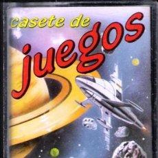 Videojuegos y Consolas: JUEGO COMMODORE 64 - CASSETTE DE JUEGOS. Lote 37480856