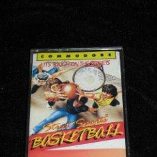 Videojuegos y Consolas: STREET SPORTS BASKETBALL PARA COMMODORE 64. Lote 40150201
