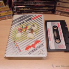 Videojuegos y Consolas: JUEGO COMMODORE 64-CHICKIN CHASE-COMPLETO-INSTRUCCIONES INTERIOR-ED.ESPAÑOL. Lote 41796228
