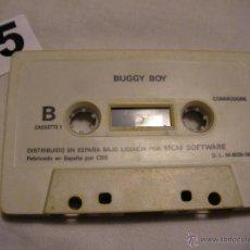 Videojuegos y Consolas: ANTIGUA CINTA JUEGO BUGGY BOY PARA COMMODORE - ENVIO GRATIS A ESPAÑA. Lote 43570498