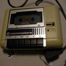 Videojuegos y Consolas: ANTIGUO CASSETTE PARA CONSOLA COMMODORE . Lote 129239504