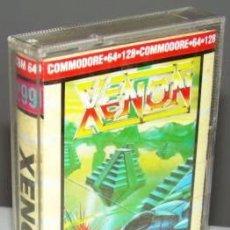 Videojuegos y Consolas: XENON [MELBOURNE HOUSE / MASTERTRONIC PLUS] [1989] [COMMODORE 64 C64]. Lote 36053126