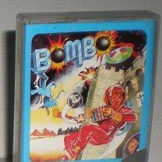 Videojuegos y Consolas: BOMBO [RINO MARKETING LTD] 1986 [COMMODORE 64 C64]. Lote 45426033