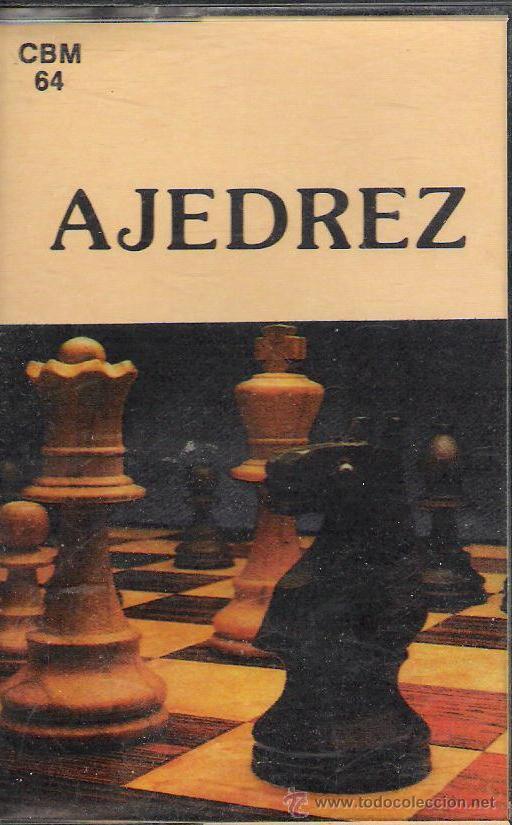AJEDREZ / COMMODORE 64 (Juguetes - Videojuegos y Consolas - Commodore)