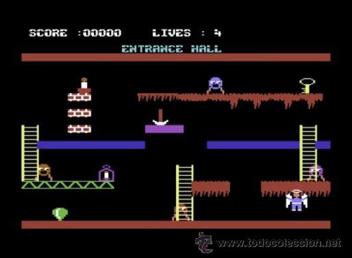 Videojuegos y Consolas: CHINA MINER/ COMMODORE 64 - Foto 2 - 45698519