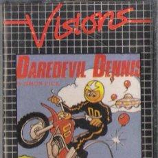 Videojuegos y Consolas: DAREDEVIL DENNIS / COMMODORE 64. Lote 45698880