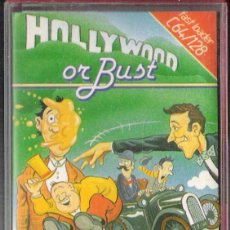 Videojuegos y Consolas: HOLLYWOOD OR BUST / COMMODORE 64. Lote 45699121