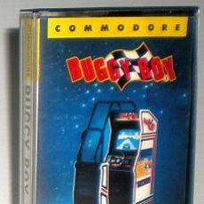 Videojuegos y Consolas: BUGGY BOY [ELITE SYSTEMS] 1988 DENTED DESIGNS/TATSUMI - MCM / ERBE SOFTWARE [COMMODORE 64 C64]. Lote 45970820