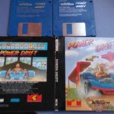 Videojuegos y Consolas: COMMODORE AMIGA JUEGO DISCO POWER DRIF. Lote 47415484