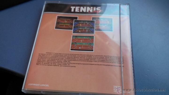 Videojuegos y Consolas: commodore amiga juego disco tennis - Foto 2 - 47415664