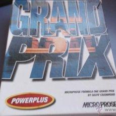 Videojuegos y Consolas: COMMODORE AMIGA JUEGO DISCO GRAND PRIX. Lote 47415957