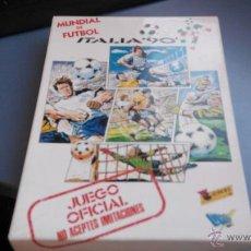 Videojuegos y Consolas: COMMODORE AMIGA JUEGO DISCO MUNDIAL DE FUTBOL ITALIA 90. Lote 47416020