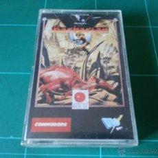 Videojuegos y Consolas: BARBARIAN MELBOURNE HOUSE COMMODORE 64 C64 JUEGO. Lote 48014433