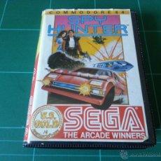 Videojuegos y Consolas: SPY HUNTER US GOLD COMMODORE 64 C64 JUEGO. Lote 48018656