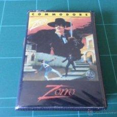 Videojuegos y Consolas - Zorro US GOLD Commodore 64 C64 Juego - 48019297