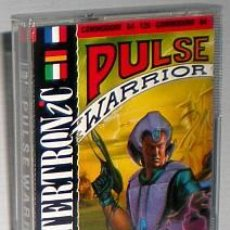 Videojuegos y Consolas: PULSE WARRIOR [MASTERTRONIC] 1988 [COMMODORE 64 C64 C128]. Lote 48269067