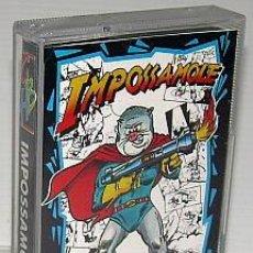 Videojuegos y Consolas: IMPOSSAMOLE [GREMLIN GRAPHICS / CORE DESIGN 1990] GBH [COMMODORE 64] C64 MONTY ADVENTURE. Lote 44139681