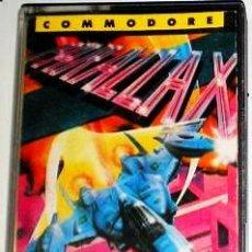 Videojuegos y Consolas: PARALLAX [OCEAN SOFTWARE] [1986] ERBE SOFTWARE [COMMODORE 64 C64] BOB WAKELIN. Lote 42406344