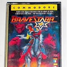 Videojuegos y Consolas: BRAVESTARR [SPECTRUM / GO!] [1987] ERBE SOFTWARE [COMMODORE 64 C64]. Lote 42406480