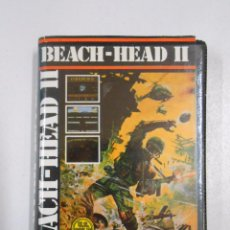 Videojuegos y Consolas: BEACH HEAD II. COMMODORE 64. TDKV3. Lote 49181511