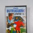 Videojuegos y Consolas: EMILIO BUTRAGUEÑO. FUTBOL. COMMODORE. TDKV3. Lote 49181870