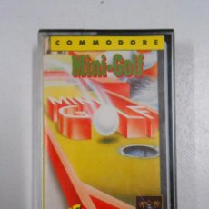 Videojuegos y Consolas: MINI-GOLF. COMMODORE. TDKV3. Lote 49183344