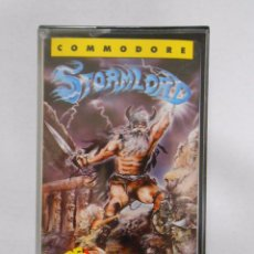 Videojuegos y Consolas: STORM LORD. STORMLORD. COMMODORE. TDKV3. Lote 49325129