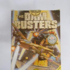 Videojuegos y Consolas: THE DAM BUSTERS. COMMODORE. TDKV8. Lote 49366387