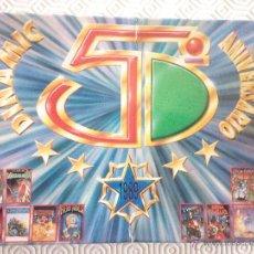 Videojuegos y Consolas: DINAMIC 5ª ANIVERSARIO (CAJA DE CARTON) (PARA COMMODORE 64). Lote 57742489