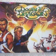 Videojuegos y Consolas: DOUBLE DRAGON (CAJA DE CARTON) (PARA COMMODORE 64). Lote 49474944