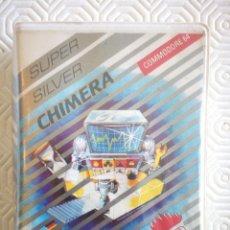 Videojuegos y Consolas: CHIMERA (CAJA DE PLASTICO) (PARA COMMODORE 64). Lote 49475174