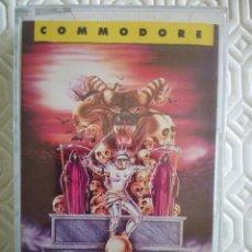 Videojuegos y Consolas: GHOULS'N GHOSTS (EN CAJA DE CASSETE) (PARA COMMODORE 64). Lote 49482385