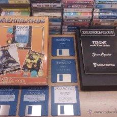 Videojuegos y Consolas: JUEGO PC COMMODORE AMIGA-DREAMLANDS-3 JUEGOS-COMPLETO-INSTRUCCIONES-PAL. Lote 49909871