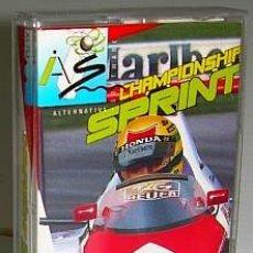 Videojuegos y Consolas: CHAMPIONSHIP SPRINT [ELECTRIC DREAMS] 1988 ATARI GAMES ALTERNATIVE SOFTWARE [COMMODORE 64 C64 C128]. Lote 50459453