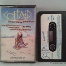 Videojuegos y Consolas: C64 COMMODORE 64/128 SOFTAID CON CAJA BOXED R1467. Lote 122105615