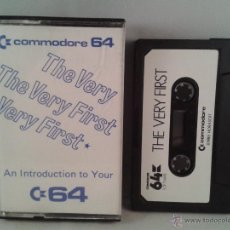 Videojogos e Consolas: C64 COMMODORE 64/128 THE VERY FIRST INTRODUCTION TO C64 R1536. Lote 50637842