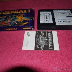 Videojuegos y Consolas: COMMODORE 64 GENIAL! INDIANA JONES TEMPLE OF DOOM+THUNDERBLADE+OUT RUN+VIGILANTE. Lote 51778371