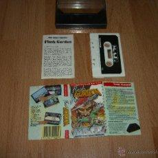 Videojuegos y Consolas: JUEGO EN CASETE PARA COMMODORE FLASH GORDON. Lote 52332503