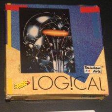 Videojuegos y Consolas: JUEGO DE ORDENADOR COMMODORE LOGICAL. Lote 52635450