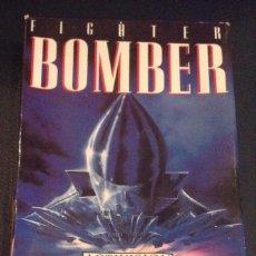 Videojuegos y Consolas: JUEGO DE ORDENADOR COMMODORE BOMBER FIGHTER. Lote 52635480